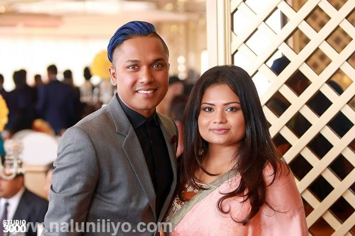 Couples at Hirunika Premachandra on Her Wedding Day