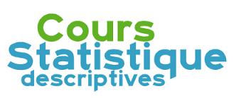 Résumé du Cours de Statistique Descriptive et probabilités | EkoGest | économie & Gestion