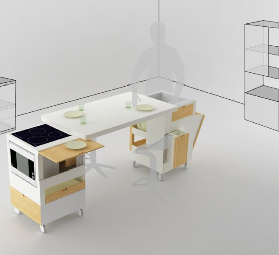 Kitchen Design Ideas For Small Kitchens November 2012: Furniture & Furnishings
