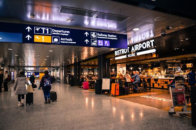 प्रमुख हवाई अड्डे | Major airports in India