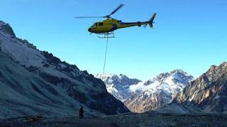 Desde la próxima temporada los andinistas deberán dejar ese monto antes de subir. Será a cuenta de un posible rescate
