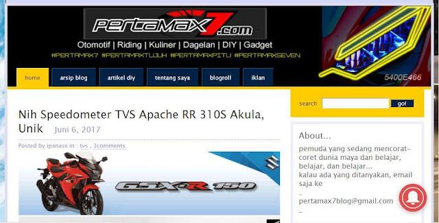 Pertamax7.com - Blog Otomotif  Terbaik Di Indonesia