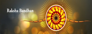 Happy Raksha Bandhan Fb Cover Photo