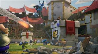 Comercial de Clash Royale: Troféus - 2