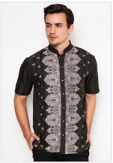 Baju Koko Pria Modern Untuk Lebaran