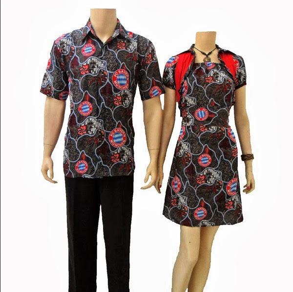 Batik Untuk Pria Remaja: Model Baju Batik Gamis Remaja Terbaru