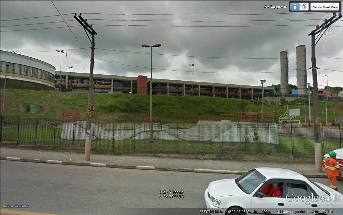 4b704a41bf Skateparks do Brasil  CEU São Rafael - São Paulo