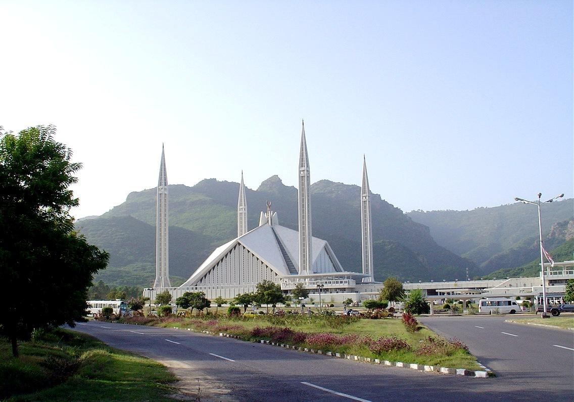 World Amazing Wallpapers: Faisal Masjid Islamabad Pakistan ...
