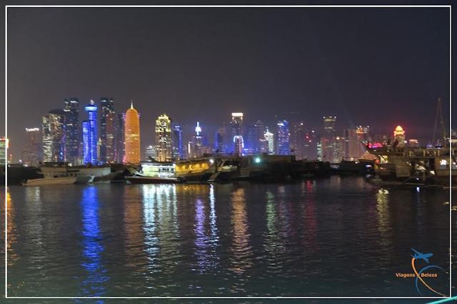 Doha, a pérola do Qatar