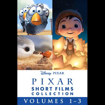 Full List Confirmed For Pixar Short Films Collection Volume 3 Releasing Nov 13 A Digital Release With Volumes 1 3 Pixar Post