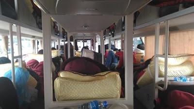 Xe giường nằm vip Hasonhaivan