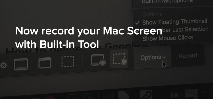 How to Record your Screen on Mac Device free.