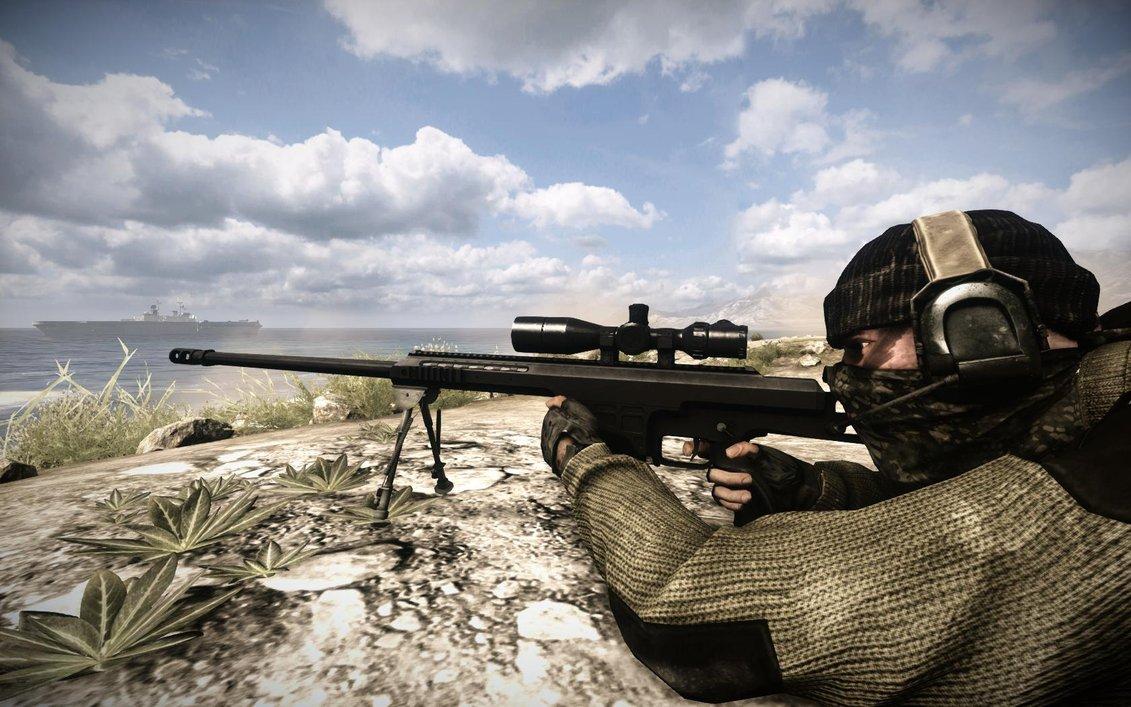 Dicas Sniper Recon