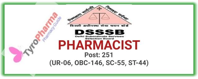 pharmacist-recruitment-at-dsssb-health-family-welfare