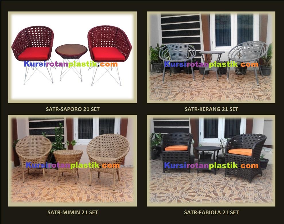 Pengrajin Rotan Plastik Natural Rotan Furniture Cirebon
