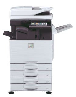 Sharp MX-4070N Printer Driver Download - Windows, Mac, Linux