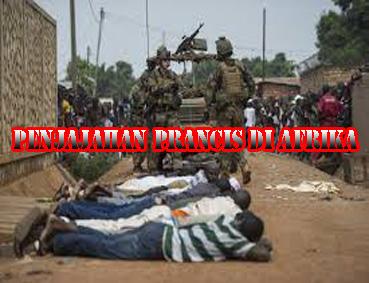 Penjajahan prancis di afrika