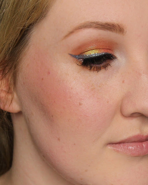 Darling Girl Off the Scale Spectral Shift Swatches & Review