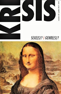 Krisis 41 sexes / Genres en vente sur Krisis Diffusion