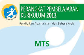 Perangkat Pembelajaran Qur'an Hadits MTs KELAS VIII Kurikulum 2013