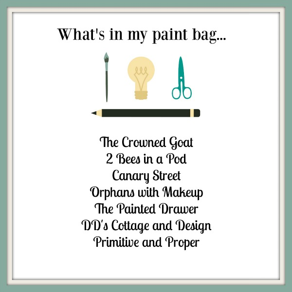 d d s cottage and design whats in my paint bag