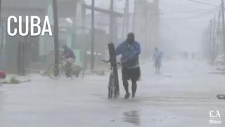 When Hurricane Irma veered toward Naples, Fla., it was too late to evacuate