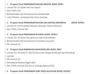 Lowongan Dosen Pendidikan Bahasa dan Sastra Indonesia Sanata Dharma Jogja