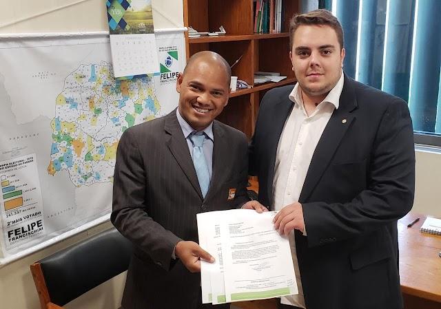 Vereador Gil Gera solicita verba para construção de uma unidade de saúde na Vila Maria do Rosário