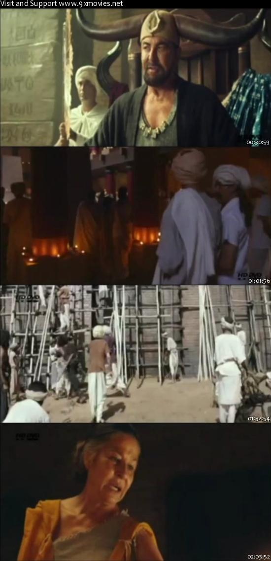 Mohenjo Daro 2016 Hindi DVDScr 900MB