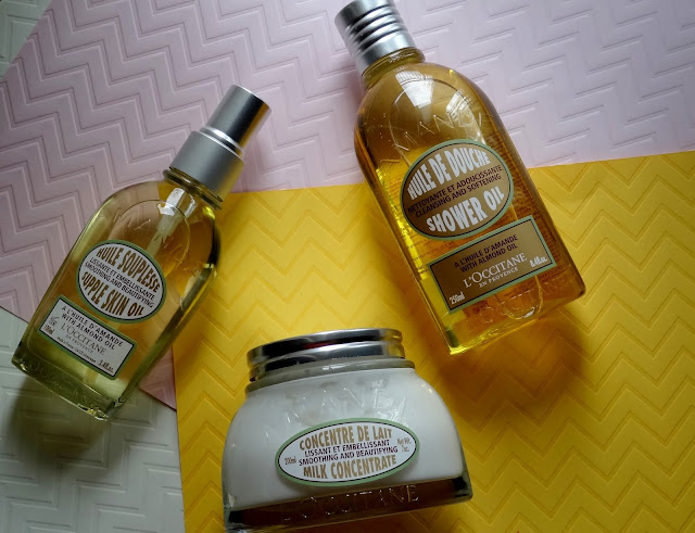 L'Occitane Almond Favorites
