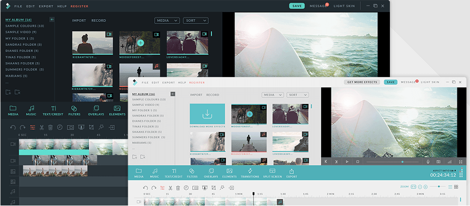 Review Filmora Video Editor : Best Video Editing For beginners and professionals