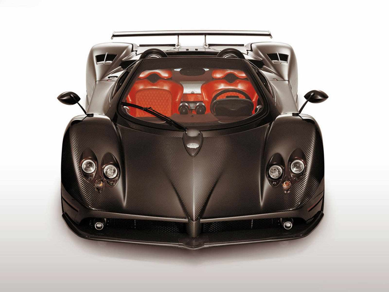 Pagani Zonda Cinque Roadster Cars Wallpapers