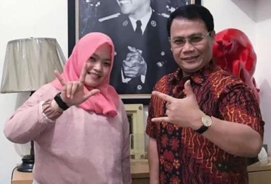 Putri 'Pendiri PKS' Gantikan Ayahnya Jadi Caleg di PDIP