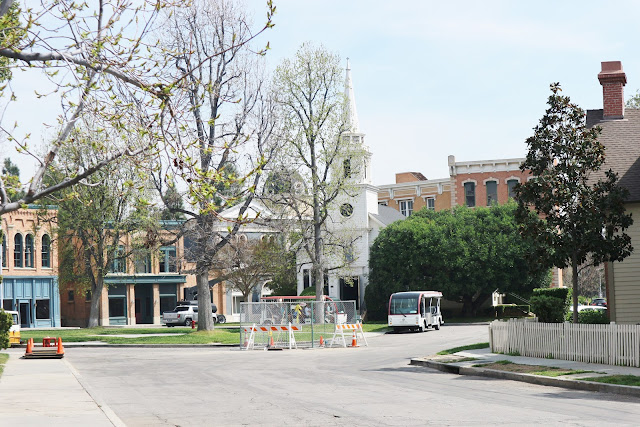 Rosewood Town Square & Church