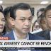 Trillanes evades arrest, submits to Senate custody