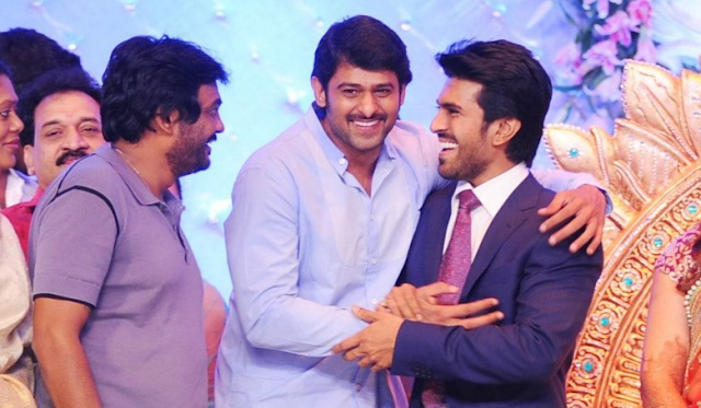 Prabhas and Ram Charan nepotism in Telugu film industry Tollywood