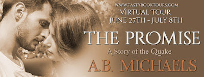 {Excerpt | Giveaway} The Promise: A Story of The Quake (A Sinner's Grove Novella) – A.B. Michaels