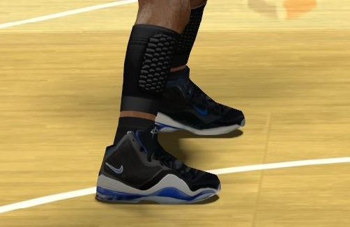 purchase cheap 96bb0 26ab5 NBA 2K13 Nike Air Penny 5 Shoes Patch Download