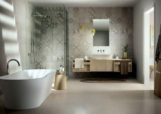 lindo baño moderno