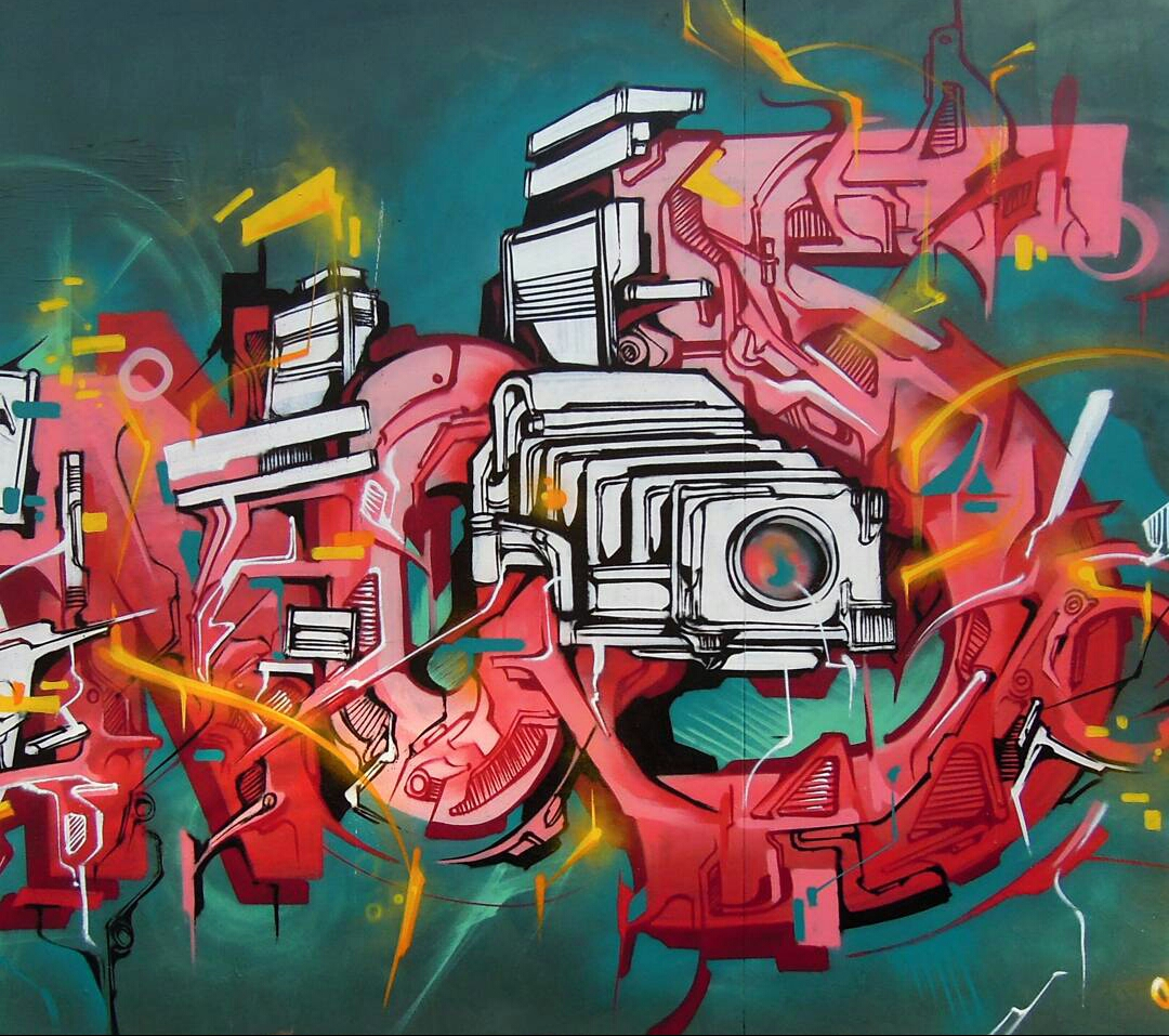 art by kanos graff graffiti lettrage streetart wildstreet photographie 2017 paris