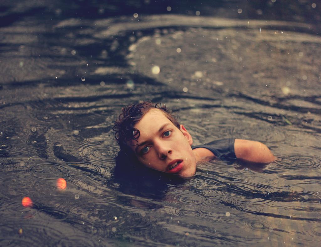 SELF PORTRAIT SURREAL PHOTOGRAPHY Kyle Thompson  ART