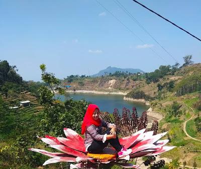 Wahana Foto Bunga Bukit Sekitran Janggan Poncol