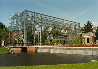 Hortus Botanicus Leiden Belanda