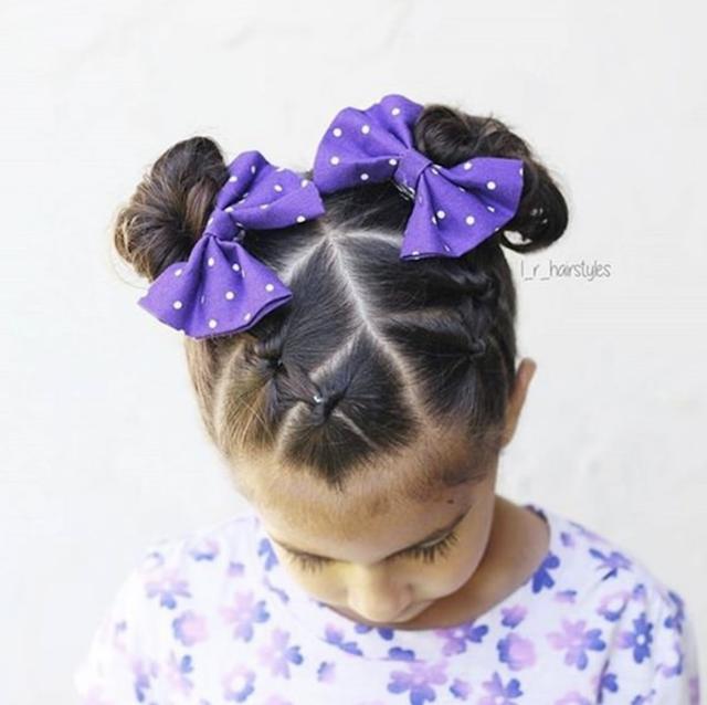 cute little girl braid hairstyles