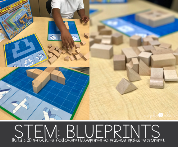 Classroom Design Lakeshore Learning ~ Stem with lakeshore apples and abc s