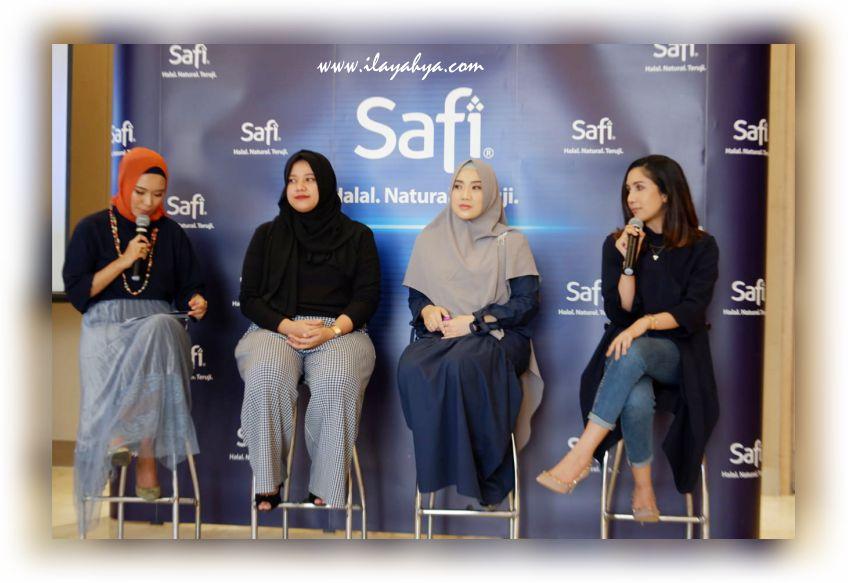 Safi Beauty Gathering 2019 | Bahaya Menggunakan Krim Wajah Sembarangan
