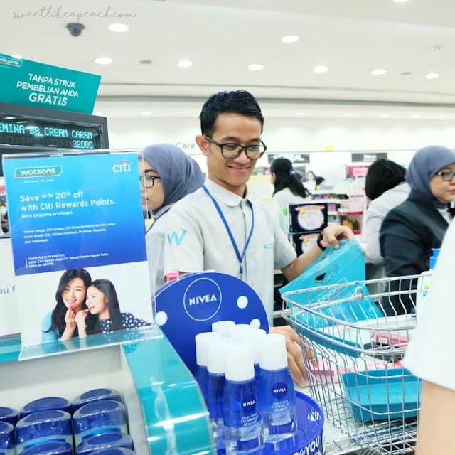 nivea shopping challenge under 500k