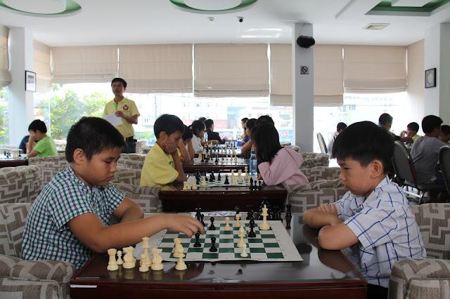 học cờ vua hồ chí minh