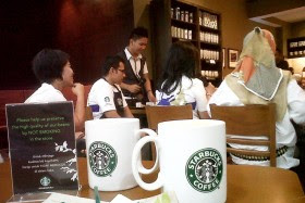 Lowongan Kerja Starbucks Batam Mega Mall
