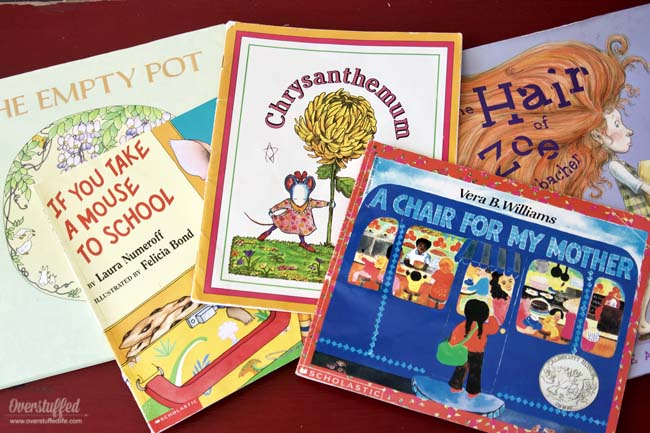 Keep your new first grader's reading skills fresh with this list of 75+ summer reading books!